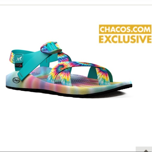 e55f3427ef4c Limited Edition Tie Dye Chacos!